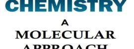 Chemistry a Molecular Approach 4th Edition Pdf Download
