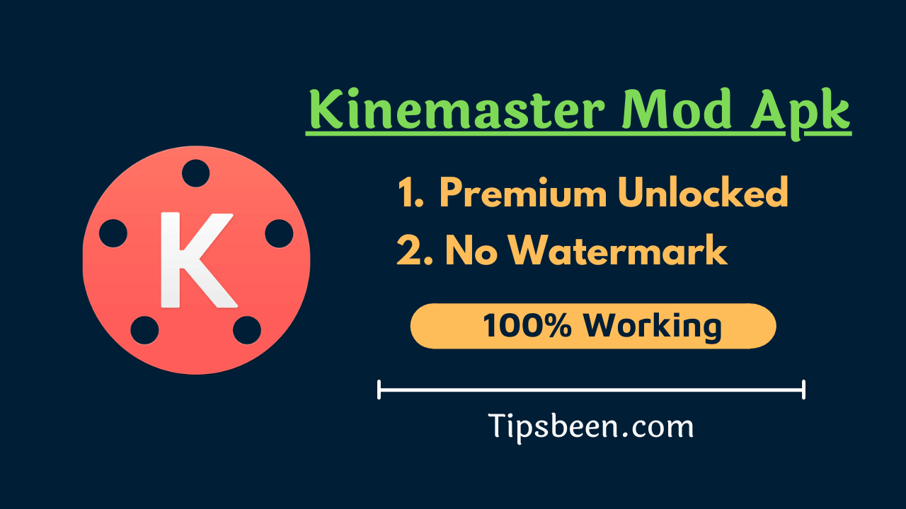 Kinemaster Pro Mod Apk 2021 [Unlocked + No Watermark]
