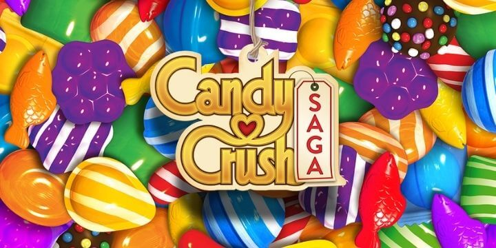Candy Crush Saga Mod Apk v1.206.0.2 (Unlimited Lives and Boosters)