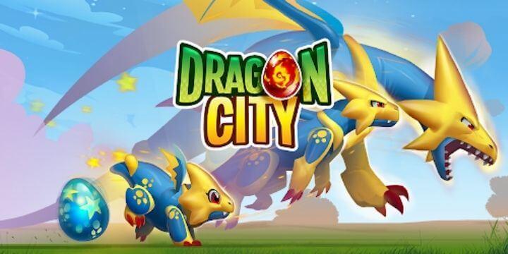 Dragon City Mod Apk v12.3.0 (Unlimited Everything)