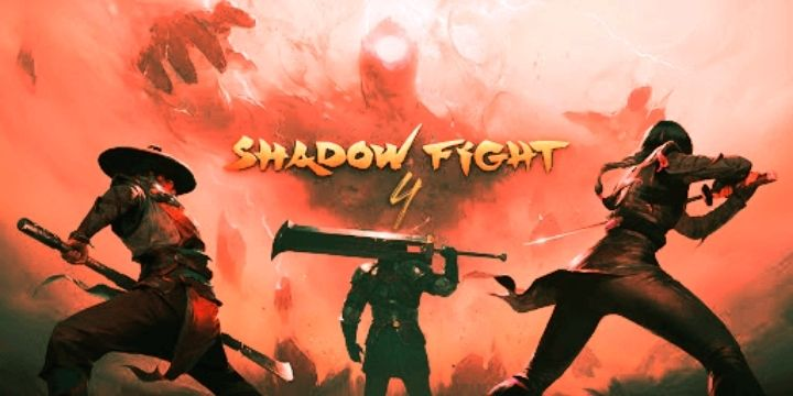 Shadow Fight 4 Mod Apk (Unlimited Money and Gems)